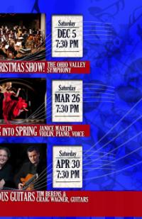 2015-16 Season Subscription! The Ohio Valley Symphony