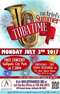 170703 Summer Tubatime
