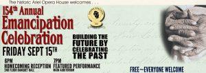 170915 Emancipation Celebration