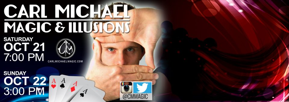 Carl Michael Magic & Illusion