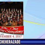 Scheherazade, The Ohio Valley Symphony