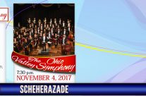 Scheherazade, The Ohio Valley Symphony
