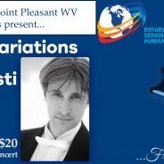 Francesco Attesti, The Goldberg Variations