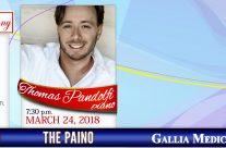 The Piano featuring Thomas Pandolfi, piano