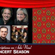2019-20 Season Subscription! The Ohio Valley Symphony