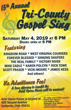 Tri County Gospel Sing