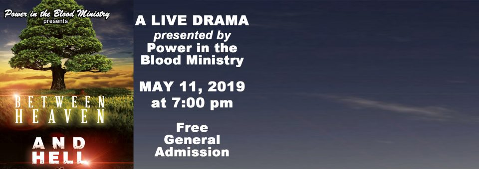 Between Heaven and Hell, Live Drama