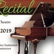 Ariel's Piano, Voice, & String Spring Recital