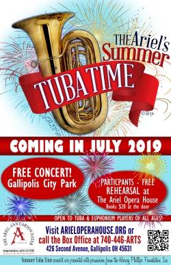 190703 Summer Tubatime