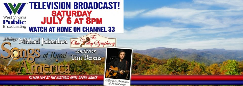 OVS Songs of Rural America on WVPBS!