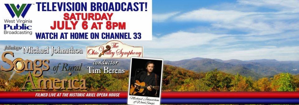 OVS Songs of Rural America on WVPBS!
