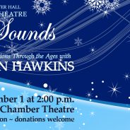 SUNDAY SOUNDS with Jonathan Hawkins