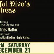 A DELIGHTFUL DIVA'S CHRISTMAS starring Geena Jeffries Mattox