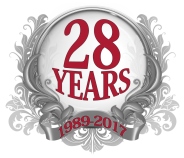 Emblem 28 YEARS