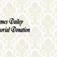 James Lee Dailey Memorial