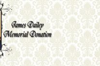 James Lee Dailey Memorial