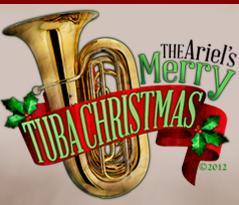 Ariel Merry Tubachristmas