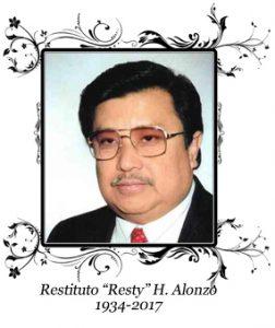 Resty Alonzo