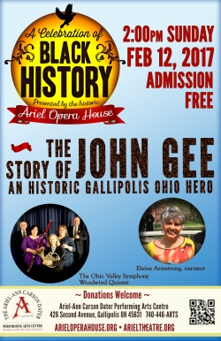 170212 John Gee Ariel's Black History
