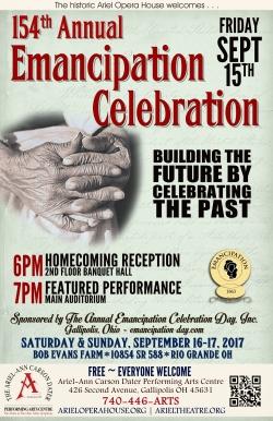 170915 Emancipationn Celebration