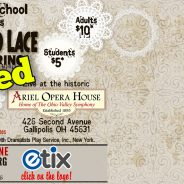 Postponed – RVHS Drama Club's ARSENIC AND OLD LACE