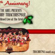A Virtual Ariel Merry Tubachristmas!