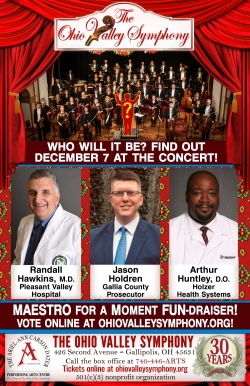 Poster showing Maestro candidates