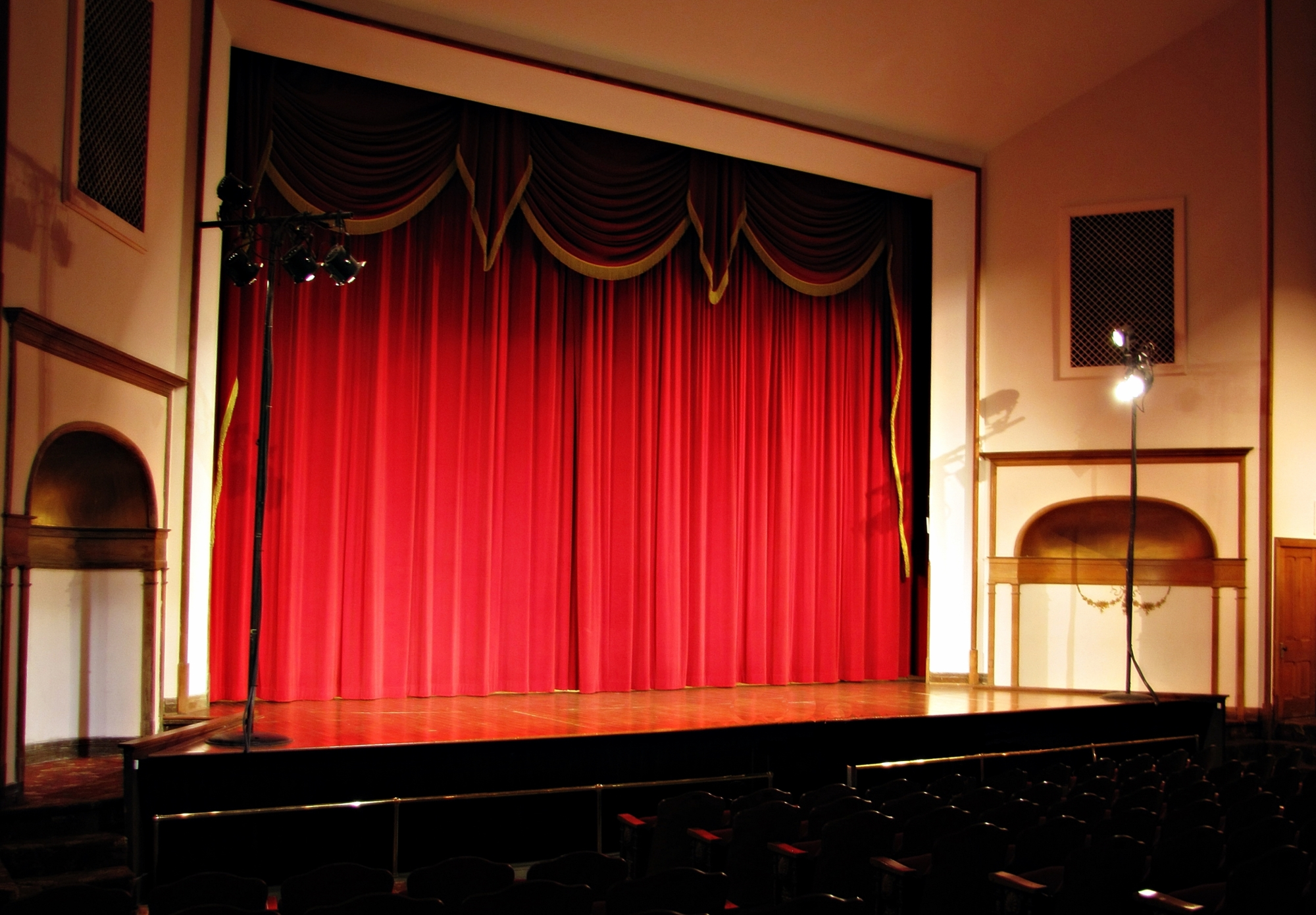 Ariel Opera House Stage