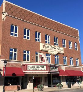 Ariel-Ann Carson Dater Performing Arts Centre