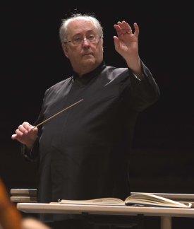 Peter Stafford Wilson conducting